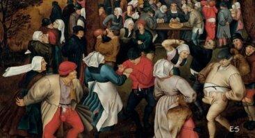 Istorinio šokio dirbtuvės