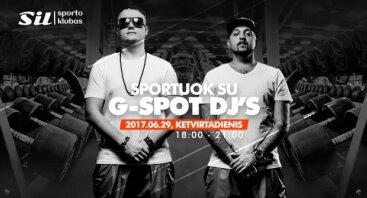 G - SPOT DJ