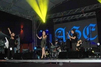 "Grupės ""AGE"" koncertas"