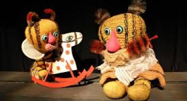 """Spektaklis vaikams """"Tigriukas Petrikas"""""""
