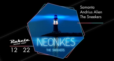 The Sneekers: Neonkės