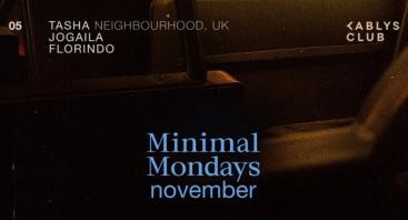 Minimal Mondays