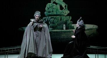 """Opera """"Liučija di Lamermur"""""""
