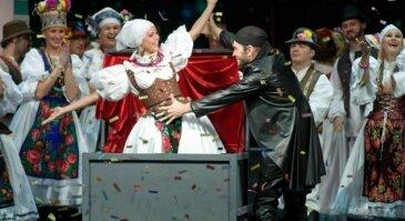 """Operetė """"Čigonų baronas"""""""