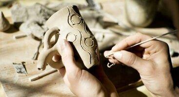Keramikos dirbtuvės (suaugusiųjų grupė)