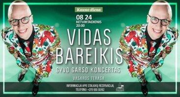 Vido Bareikio koncertas