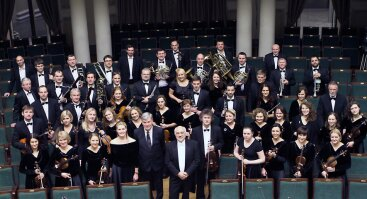 Orkestro muzikos koncertas