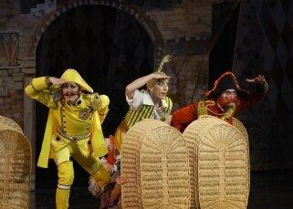 """Baletas vaikams """"ČIPOLINAS"""""""