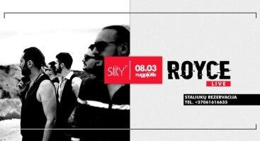 ROYCE Live