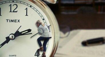 Laiko planavimas ir darbo organizavimas