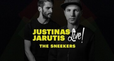 The Sneekers feat Justinas Jarutis Live