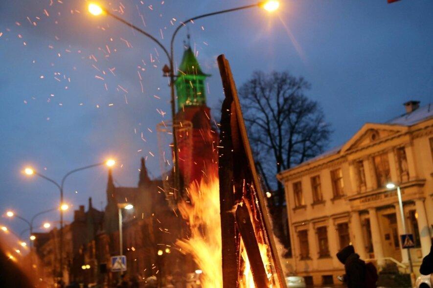 Laisvės gynėjų dienos renginiai Klaipėdoje