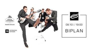 BIPLAN koncertas