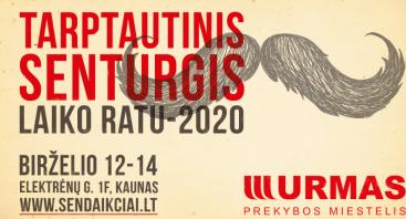 "Tarptautinis senturgis ""Laiko ratu"" 2020"