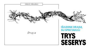 "Spektaklis ""TRYS SESERYS"""