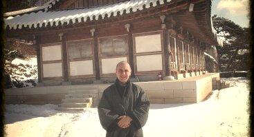 Susitikimas su vienuoliu K. Marčiulynu - Bo Haeng Klaipėdoje!
