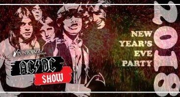 Naujųjų metų naktis su AC/DC SHOW