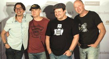 Mūsų mylima jaunystės muzika. CREEDENCE TRIBUTE projektą groja A.BELKINAS ir grupė