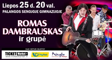 Romas Dambrauskas ir grupė
