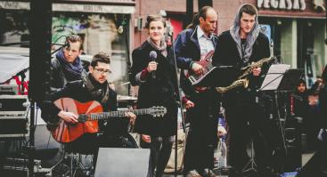 Džiazo gatvė 2017