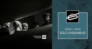 "Grupės ""Solo ansamblis"" koncertas"