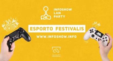 Infoshow Lan Party