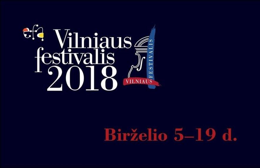 Vilniaus festivalis 2018