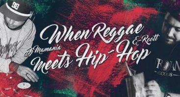 When Reggae meets Hip-Hop