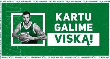 """LKL pusfinalis: Kauno """"Žalgiris"""" - Utenos """"Juventus"""" 1-osios rungtynės"""