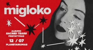 """""""Migloko"""" albumo pristatymas"""
