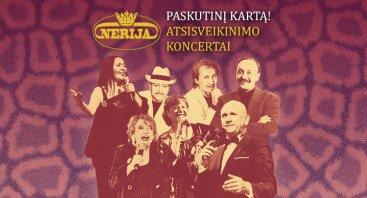 """Ansamblio """"Nerija"""" atsisveikinimo koncertas"""