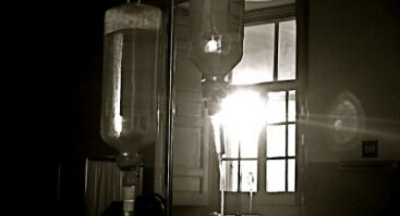 Kraupusis VIRUSAS - galvosūkių pabėgimo kambarys Senamiestyje