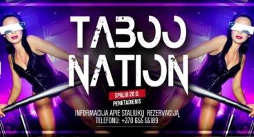 TABOO NATION