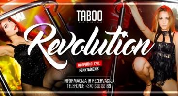 Taboo Revolution