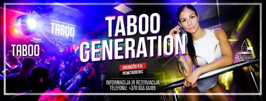 TABOO GENERATION