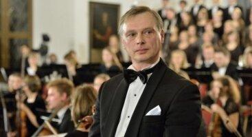 """Koncertas """"Scenoje – orkestras ir jaunieji talentai"""""""