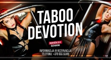 TABOO DEVOTION