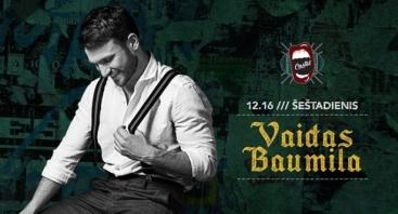 Vaidas Baumila Live Show