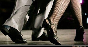 Argentinietiškas tango PRADEDANTIESIEMS Kaune