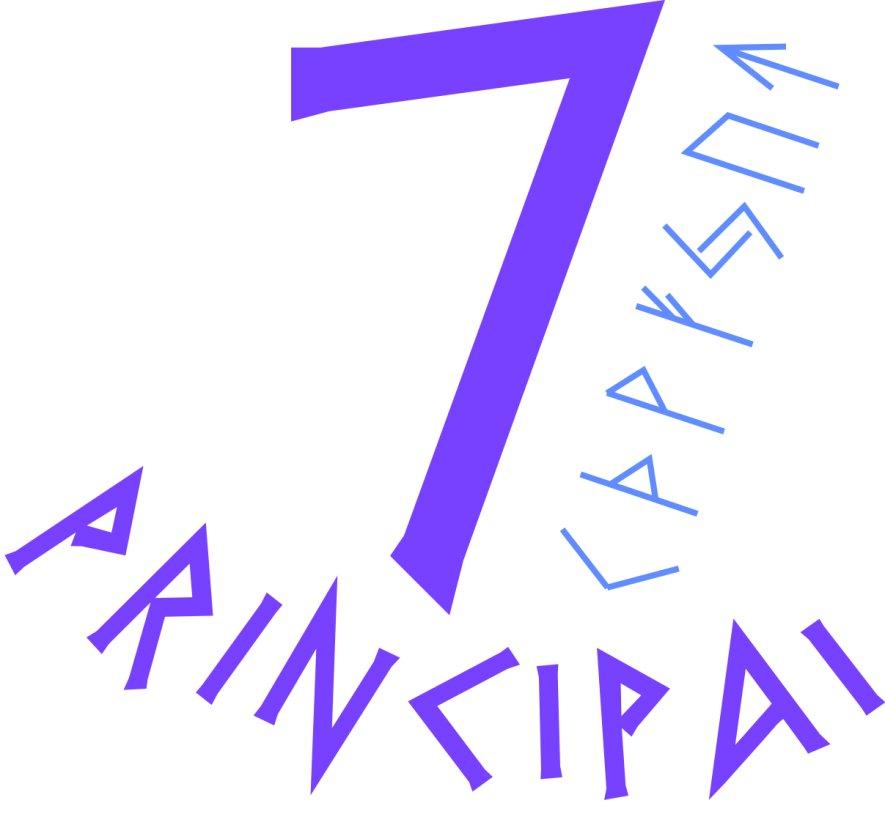 7 tikrojo gyvenimo principu MOKYMAI
