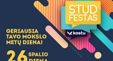 "Konferencija apie studijas ir karjerą ""Studfestas"""