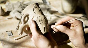 Keramikos Dienos Centras AK - Keramikos dirbtuvės (Suaugusiųjų grupė)