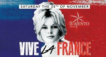 VIVE LA FRANCE PARTY