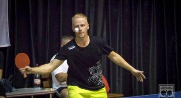 VIII Mėgėjų stalo teniso turnyras