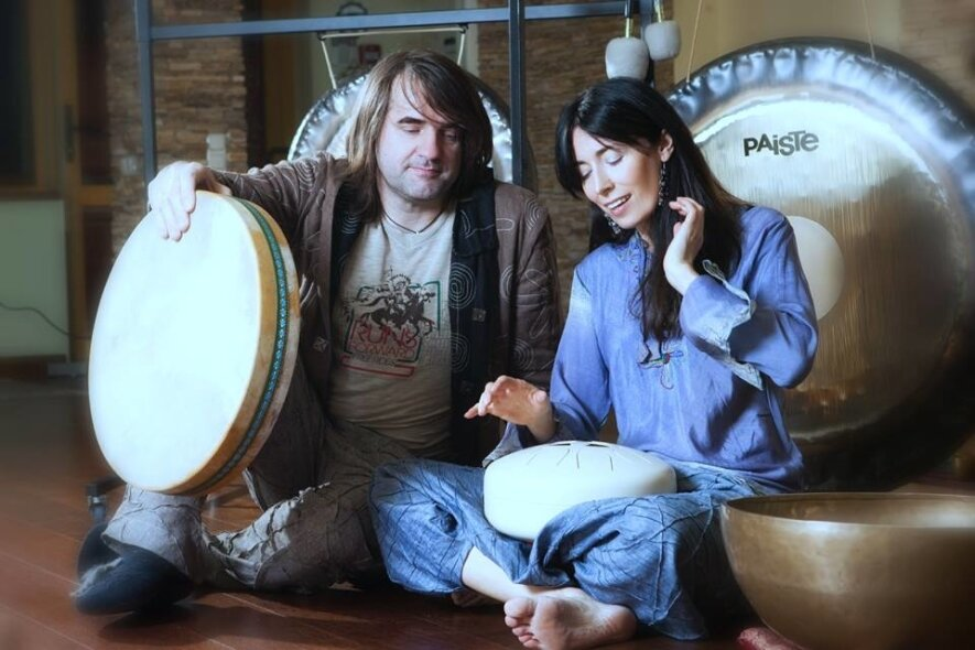 Maudynės gongo garse - garso terapijos seansas. Gegužės 19 d.