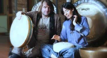Maudynės gongo garse - garso terapijos seansas. balandžio 14 d.