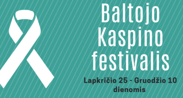 """""""Baltojo kaspino"""" festivalis"""