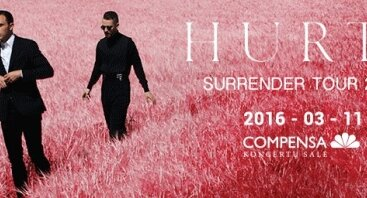 "HURTS ""SURRENDER"" TOUR"