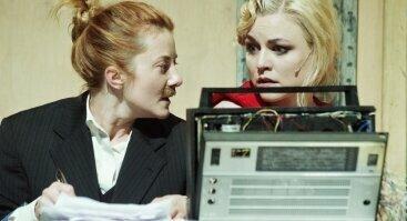 BROKEN HEART STORY (Sudaužytos širdies istorija) || Rež. S. Turunen || Lietuvos nacionalinis dramos teatras
