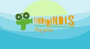 """""""Tindirindis"""" - tarptautinis animacinių filmų festivalis"""